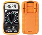 Měřicí přístroje,multimetry