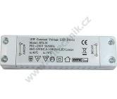 Zdroje pro LED pásky a žárovky