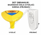 Alarmy domovní-minialarmy