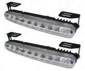 LED autožárovky, denní svícení,