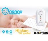 Dětské chůvičky, monitory dechu