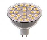 LED žárovky MR 16