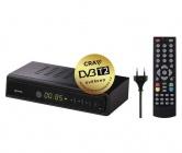 DVB-T přijímače, antény, zesilovače, moduláto