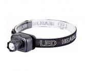 LED Čelové svítilny a kolové